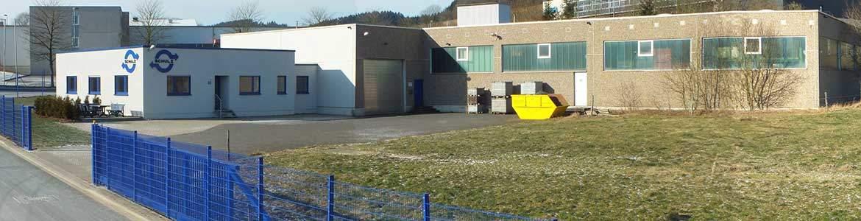 Schulz Stanztechnik GmbH Gebäude