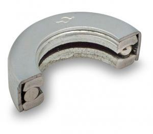 Accessories for hinges consist of steel rings, bearing and ball bearing rings etc., while frame protectors, wall anchors, speed anchors and corner plates apply to frames